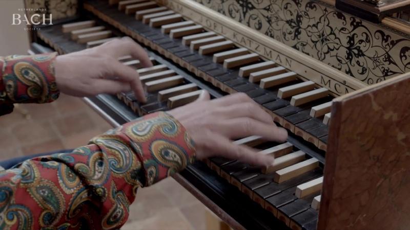 848a J S Bach Prelude and Fugue in C sharp major BWV 848 Das Wohltemperierte Klavier 1 N 3 Patrick Ayrton AoB