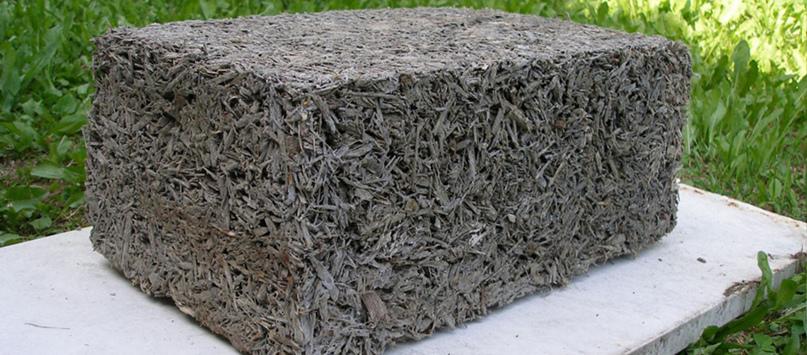 опилочный бетон