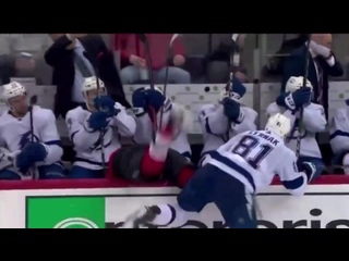 NHL Biggest Hits from 2019-20