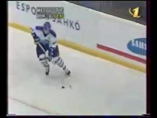 Супер гол Андрея Маркова в финале Евролиги сезона 1998_99