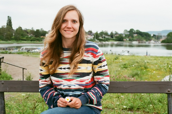 Анастасия Ряковская, Москва, Россия