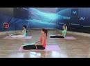 Йогалатес - Екатерина Фирсова. Урок 4. Пилатес и йога - двойная польза