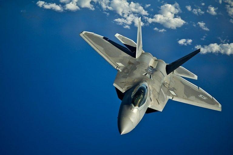 ИСТРЕБИТЕЛЬ ПЯТОГО ПОКОЛЕНИЯ F-22 RAPTOR, изображение №11