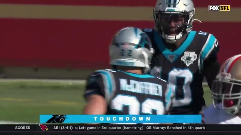 Christian McCaffrey Powers Through w_ 155 Total Yards _ NFL 2019 Highlights