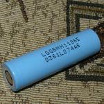 Аккумулятор 18650 - LG INR18650-MH1 - 3200 mAh - 10A