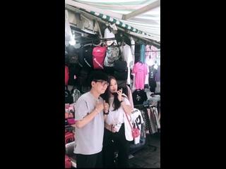 [IG] 190705 Hyomin (T-ARA) instagram story