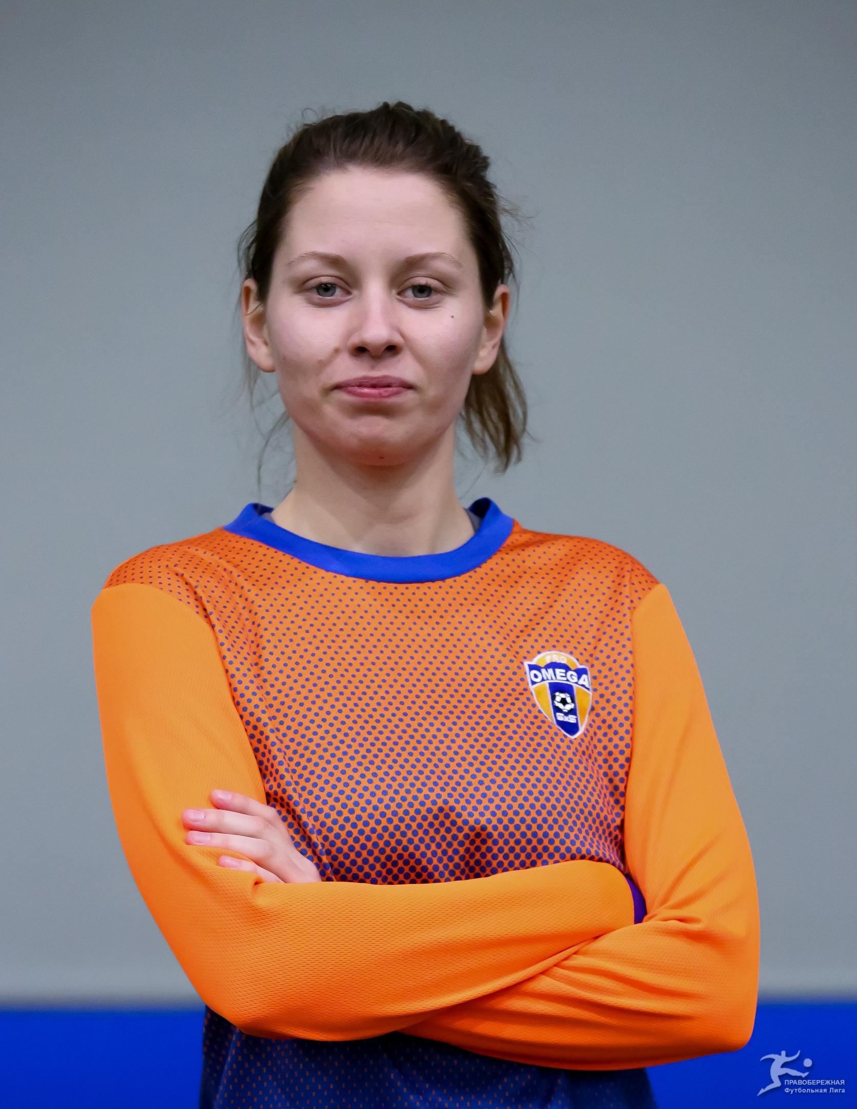 Варвара Соколова