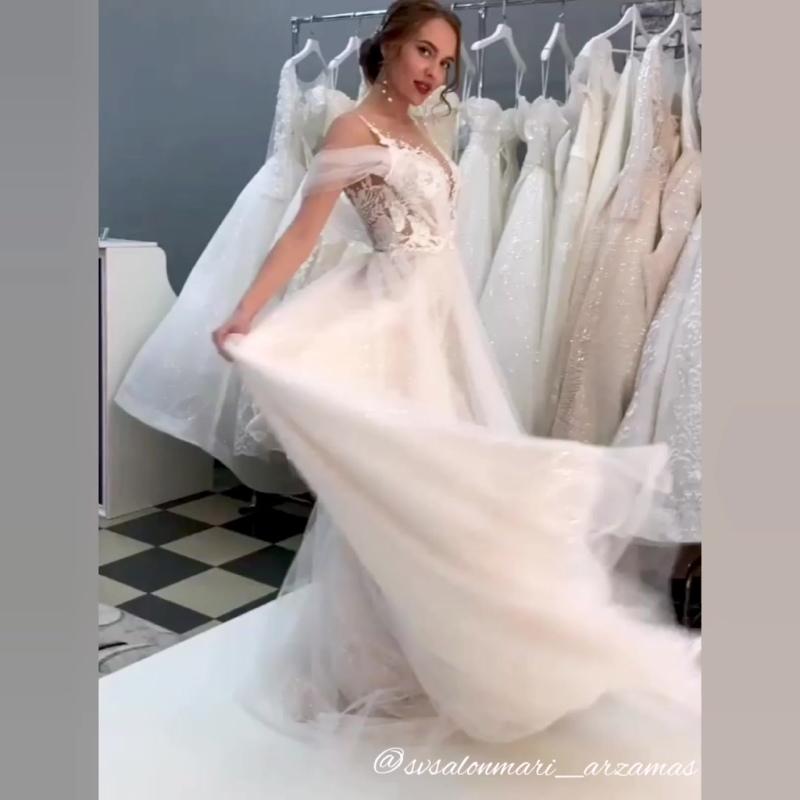 Свадебное платье Алисия ⭐️