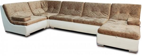 Угловой диван стильный современный Осинники