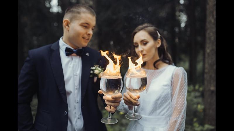 Бэкстэйдж свадебной съёмки Илья и Таня