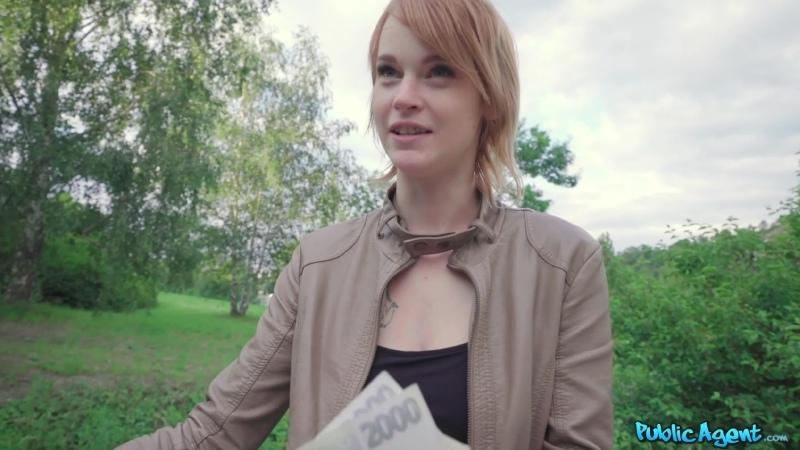 Public Agent Ariela Donovan Redhead fucked in a tunnel порно porno русский секс