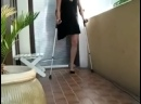 Y2mate - High heels amputee woman_360p