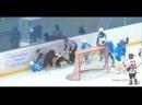 Драка в детском хоккее. Астана vs Иртыш