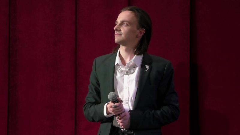 Ярослав Баярунас Я должен знать мюзикл Джекилл и Хайд 11 01 2021