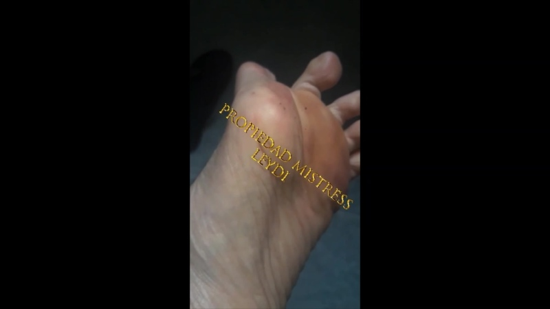 Mistress Leydi sexy feet sexy pies