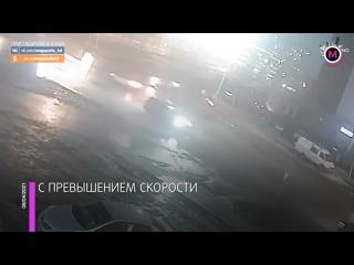 Мегаполис - ДТП с Маздой - Нижневартовск