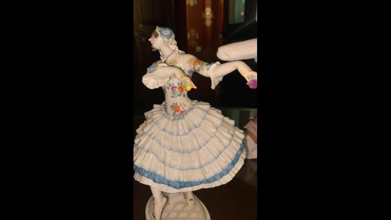 Киарина статуэтка из балета Карнавал