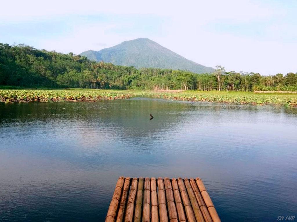 Озеро в Проболинго
