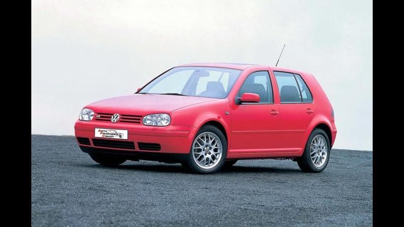Замер компрессии на VW Golf IV Bora 1 6 AKL