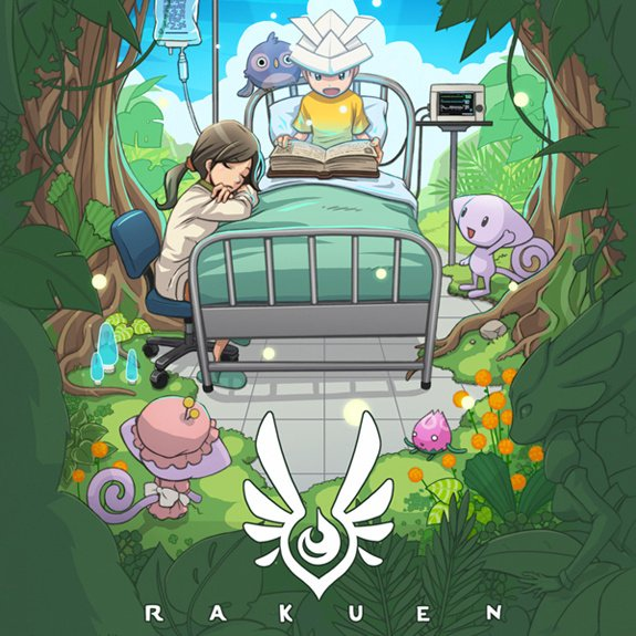 Laura Shigihara album Rakuen Official Soundtrack