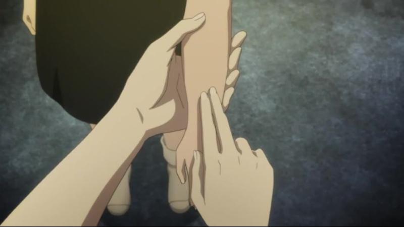 Труп под ногами Сакурако Кости зарытые под ногами Сакурако Под ногами Сакурако зарыт труп FULL