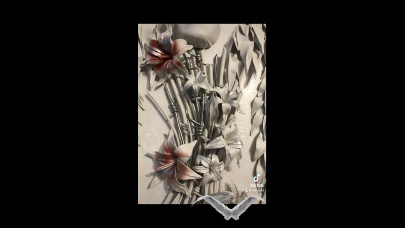 Видео от Объёмные картины