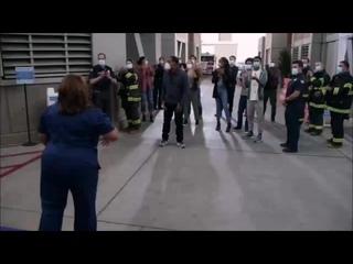 Grey's Anatomy + Station19 Crossover Event - Sneak Peek