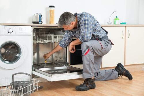 Как заменить ТЭН на посудомоечной машине?, изображение №1