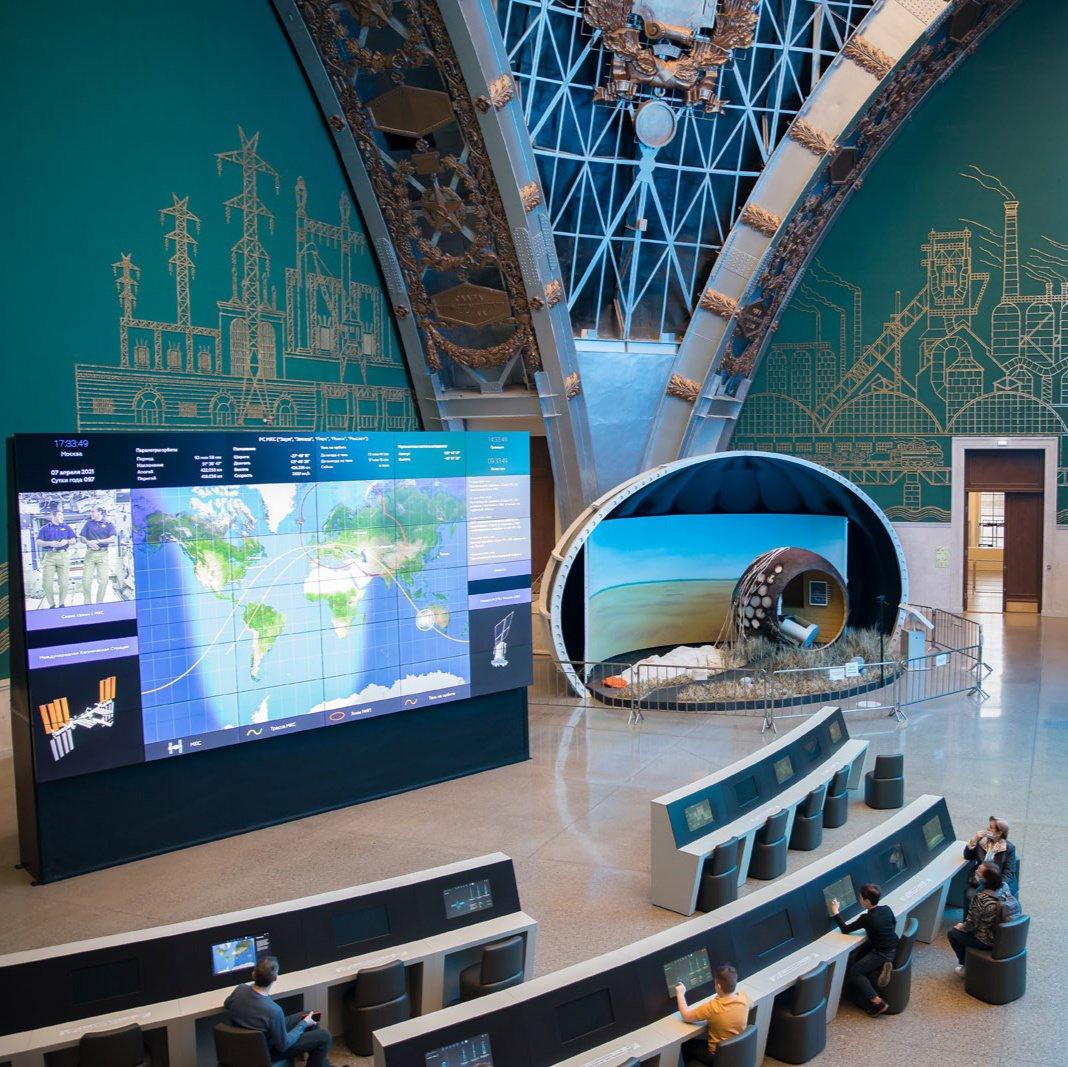 Какие бесплатные активности вас ждут в центре «Космонавтика и авиация» на этой неделе?