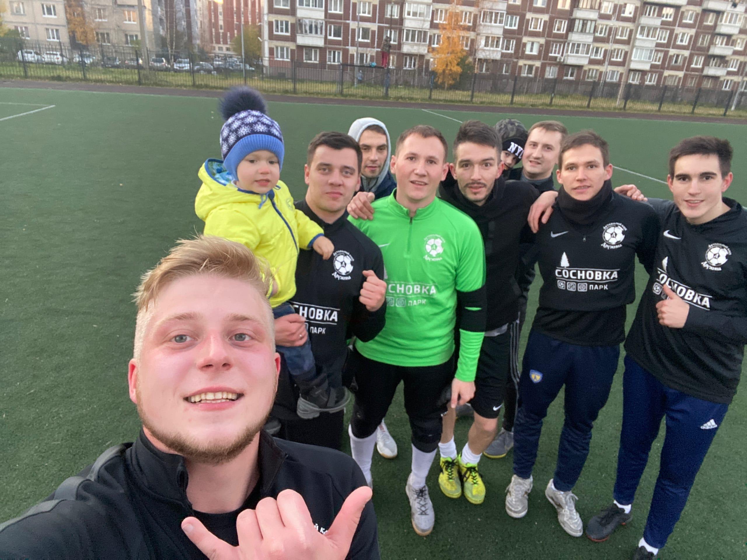 Дружина - чемпион Первой лиги 2020!