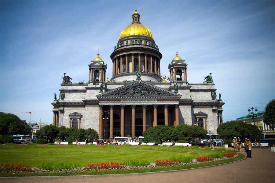 2022-08, Тур в Санкт-Петербург в августе, 7 дней (B)