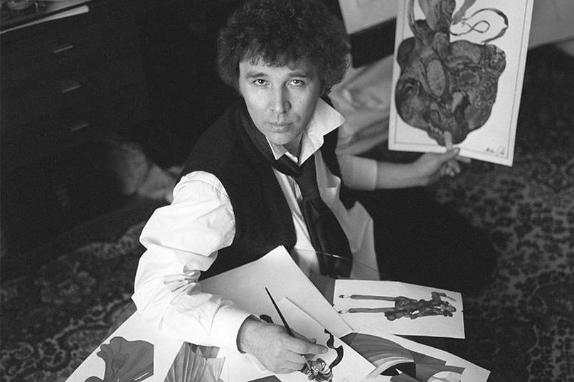 📅 2 марта 1938 года родился Вячеслав Зайцев советский и российский модельер, живописец, график