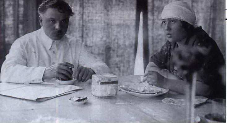 14 июня 1920 года утверждено положение о «совнаркомовском пайке»