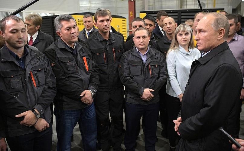Николай Травкин. Как Путин запугал родной рабочий класс