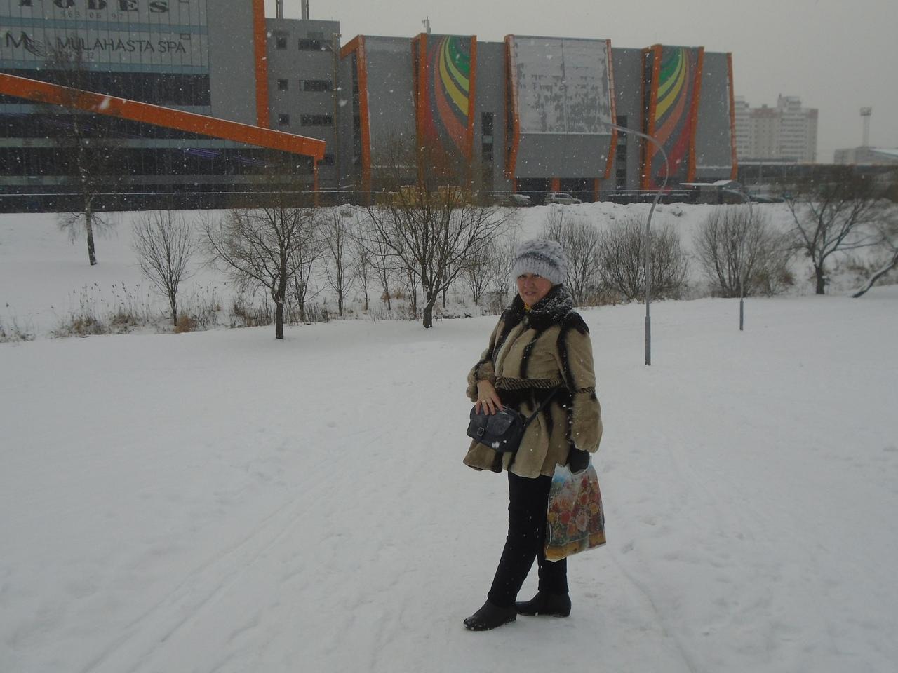 Прогулка вдоль Муринского парка