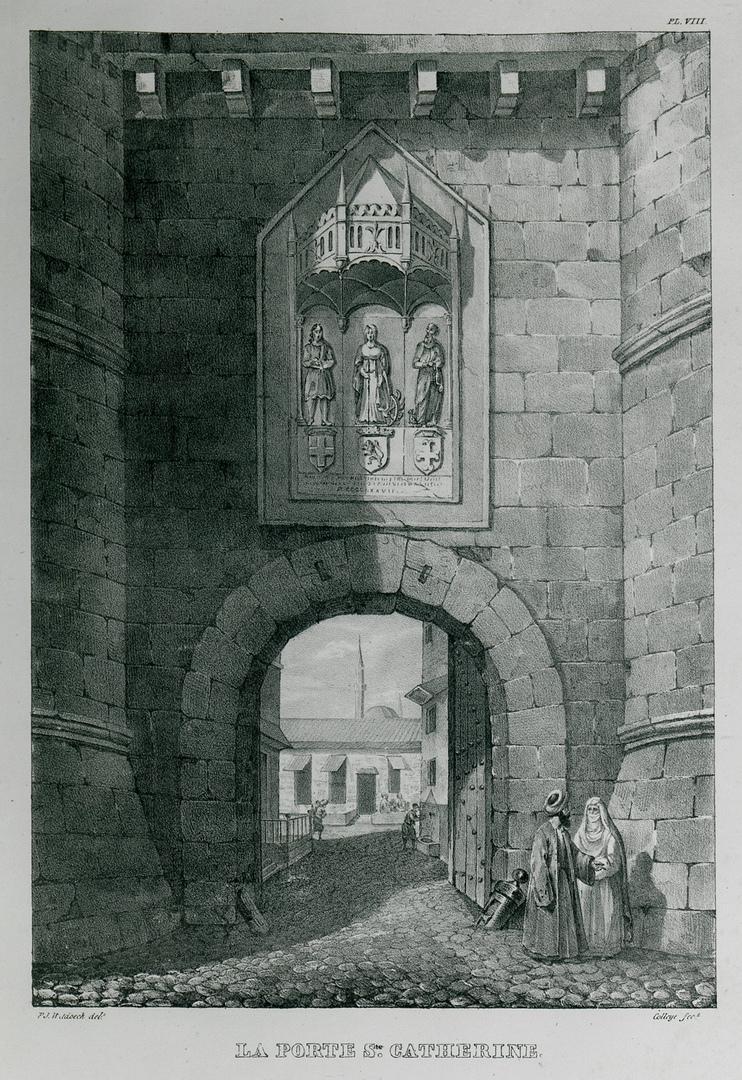 Ворота св. Екатерины