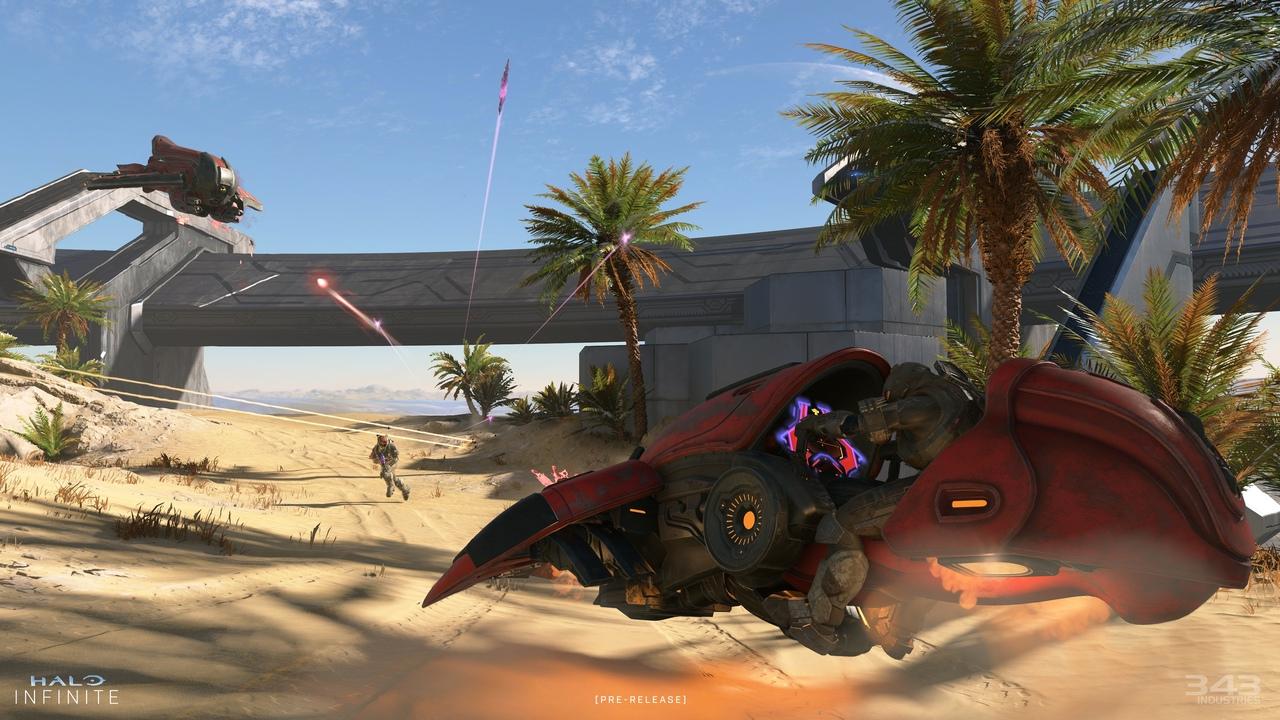 Демонстрация мультиплеера Halo Infinite, изображение №2