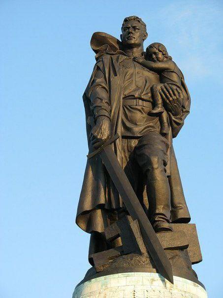 30 апреля 1945 г. гвардии сержант Николай