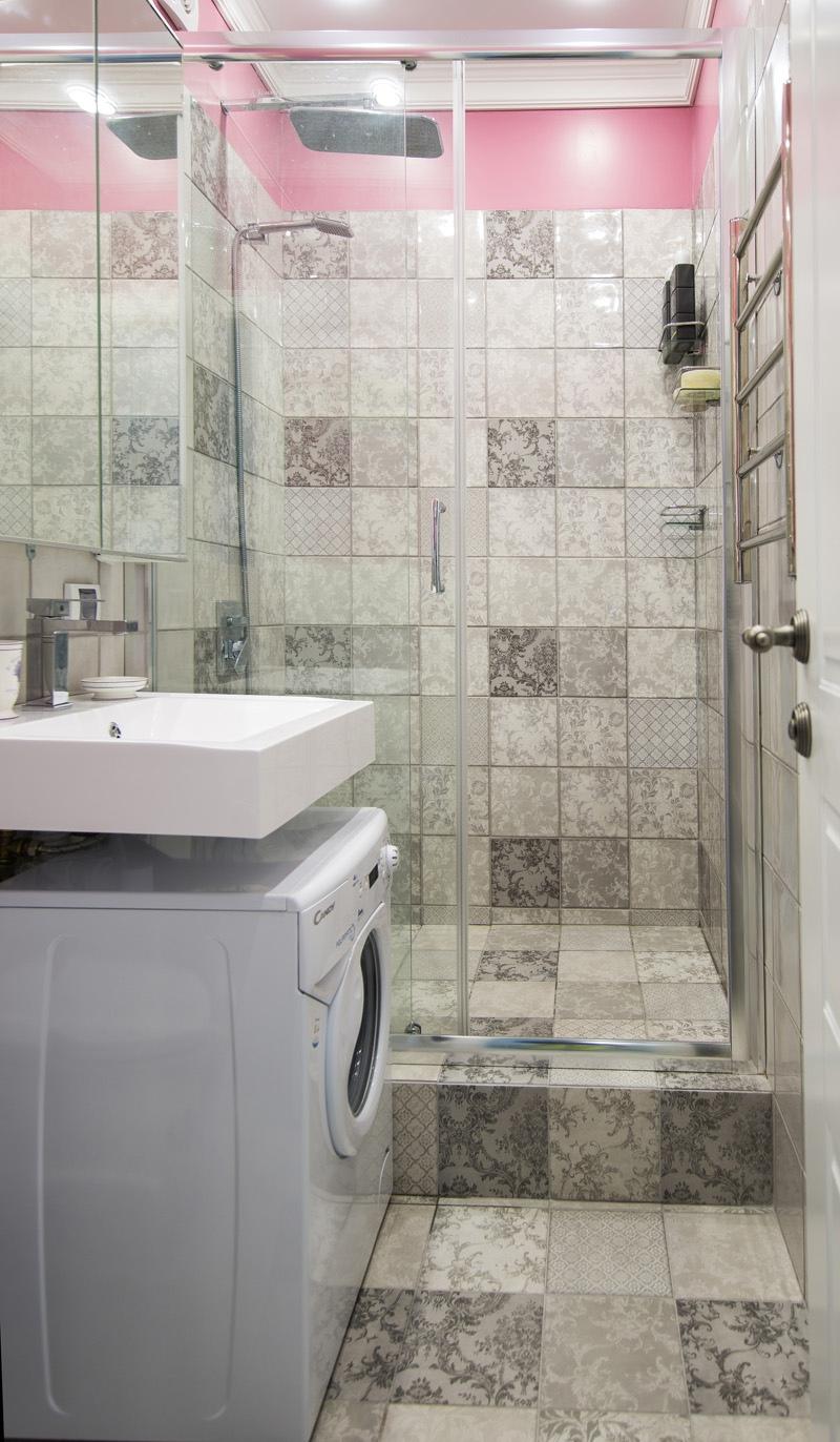 Дизайн маленькой квартиры-студии 22 кв.