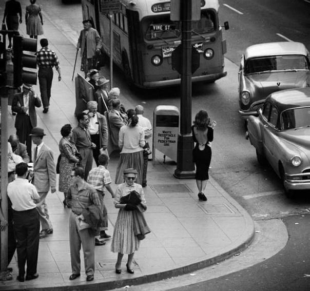 В 1950-х годах общественность будоражила Викки Дуган. Эта модель имела обыкновен...