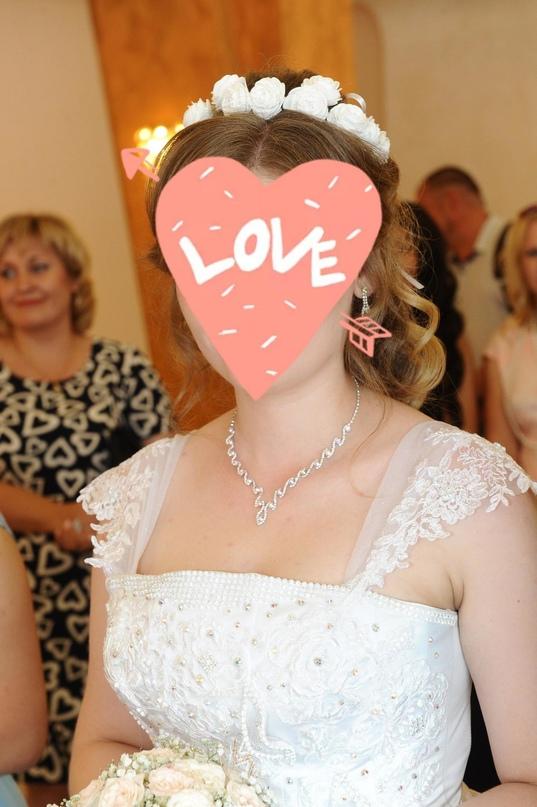 Счастливое свадебное платье, на солнце | Объявления Орска и Новотроицка №28778