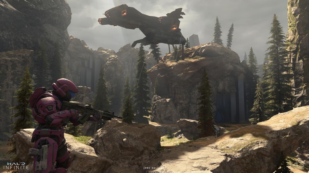 Демонстрация мультиплеера Halo Infinite, изображение №9