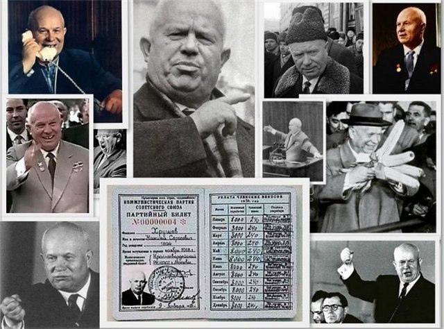14 октября 1964 года, на октябрьском пленуме ЦК КПСС был отстранён от власти и с...