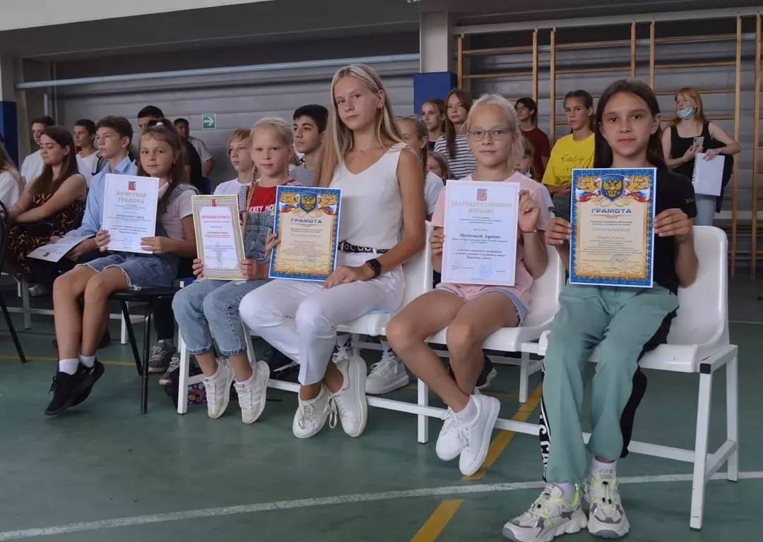 В Петровске чествовали тренеров, ветеранов спорта и воспитанников спортивных секций
