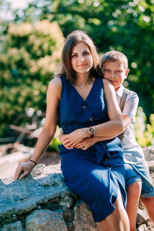 Семейная фотосессия в Гурзуфе - Фотограф MaryVish.ru