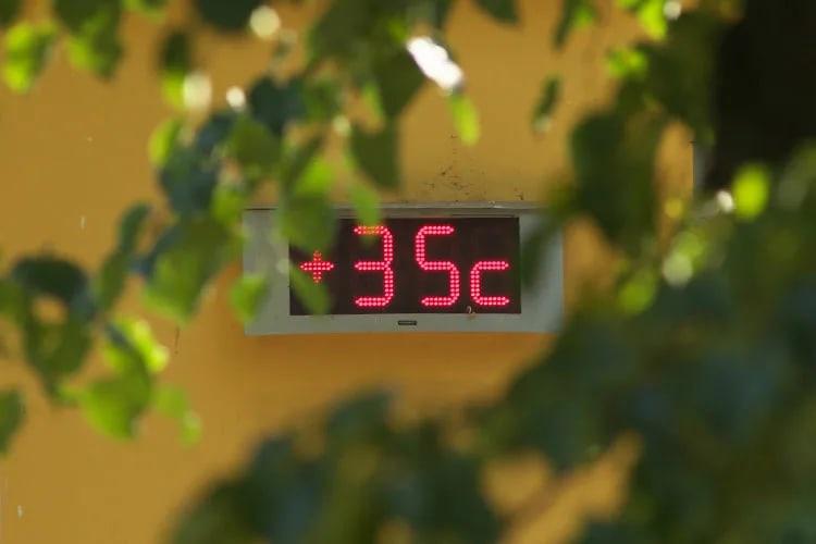 Погода на выходные 17 и 18 июля 2021 в Симферополе: Жара продлится до вторника
