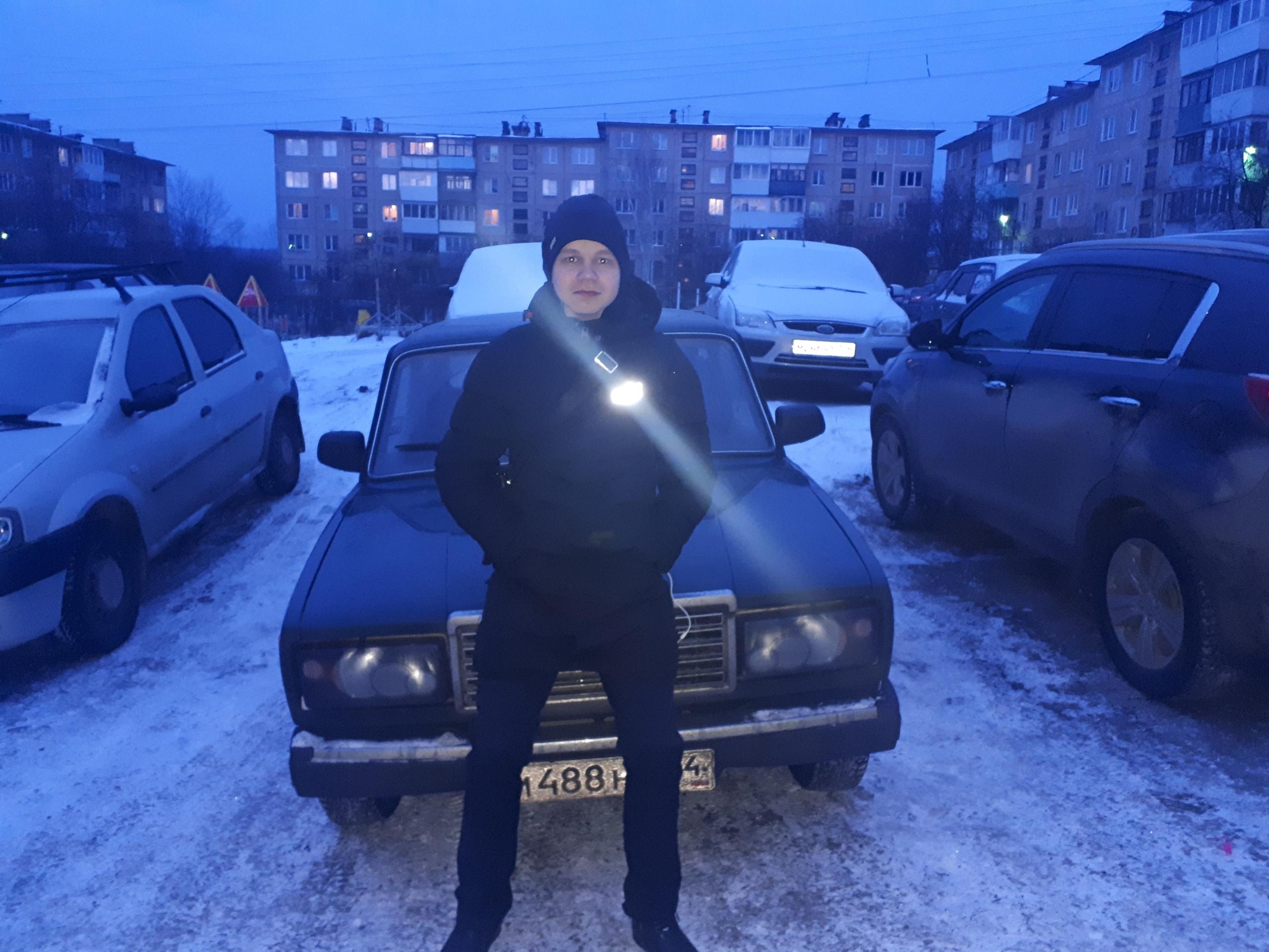 Александр, 18, Zlatoust