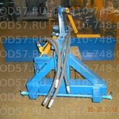 Отвал грейдерного типа, гидроповоротный (задний навес) для трактора МТЗ-82