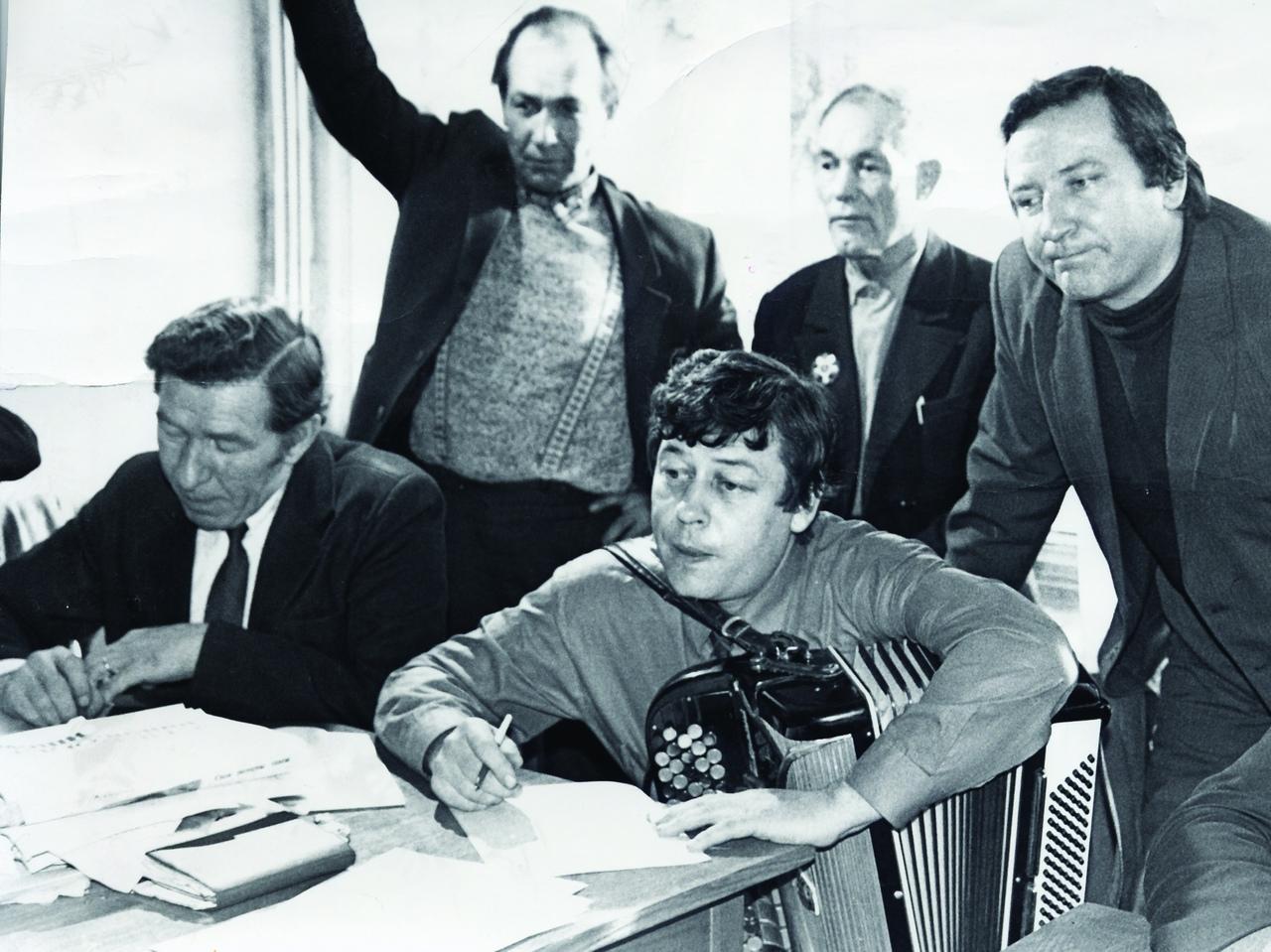 Сегодня 75 лет исполнилось бы Александру Дмитриевичу Заволокину