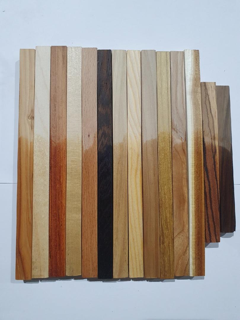 Породы древесины 2